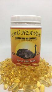 Emu Oil Capsules
